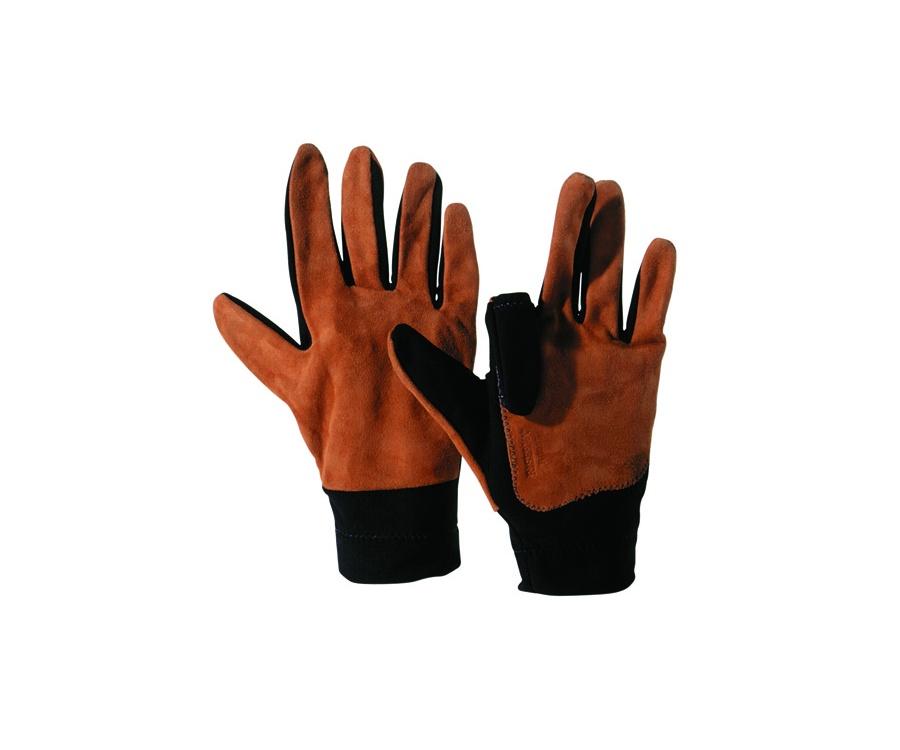 Winter shooting gloves