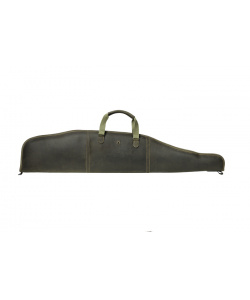 Leather rifle scabbards cm 110 / 120