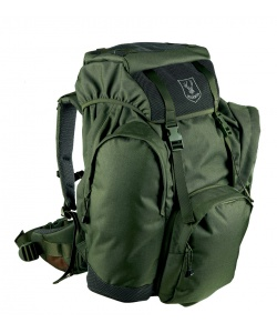 Backpack with variable volume lt. 45/90 and rifle pocket