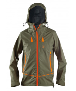 Waterproof laminated jacket