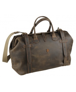 Vintage leather Travelling bag