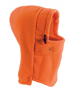 Orange balaclava