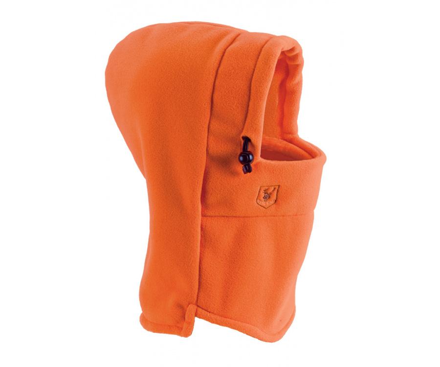 Orange balaclava