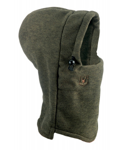 Wool and  fleece balaclava