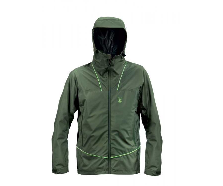 Rainproof jacket