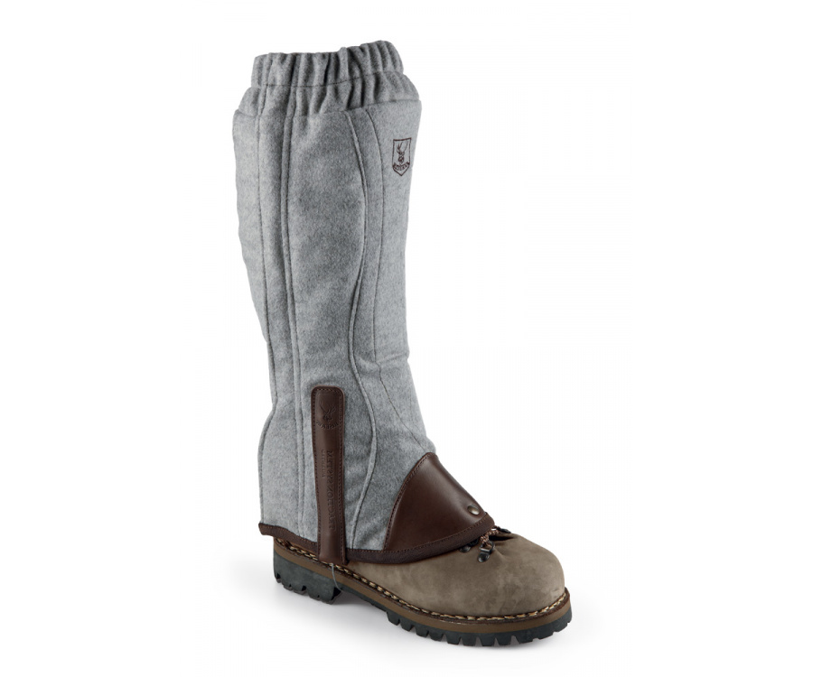 Ergonomic Loden Gaiters