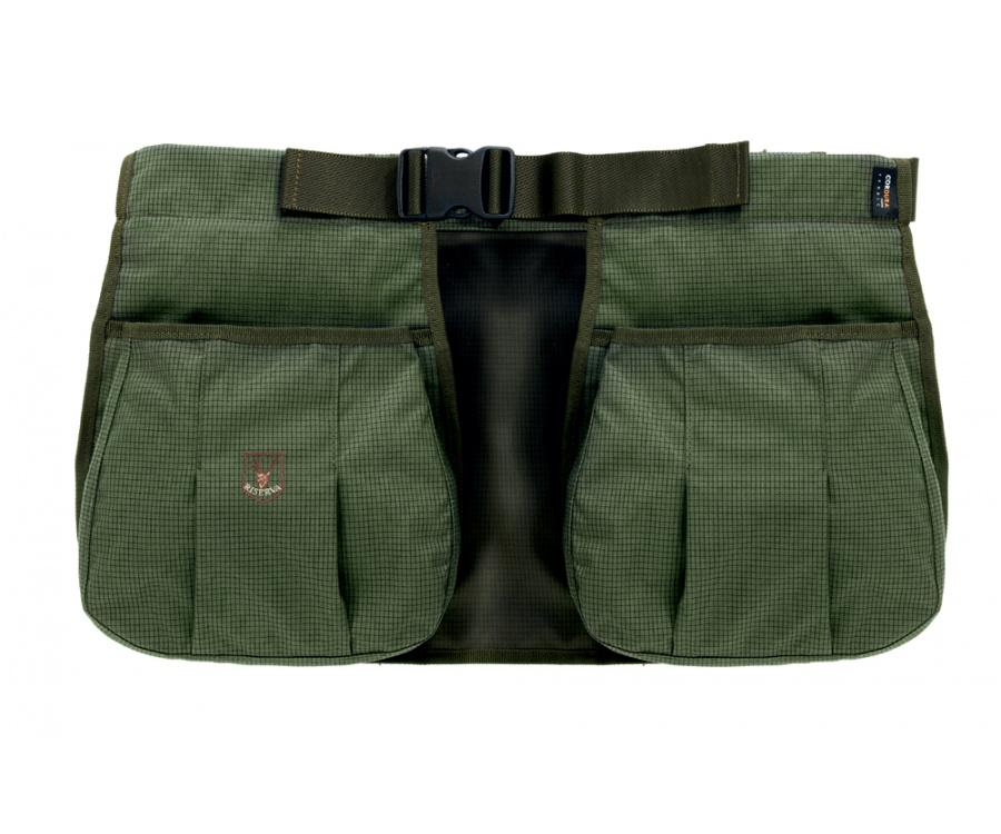 Three-pocket vest