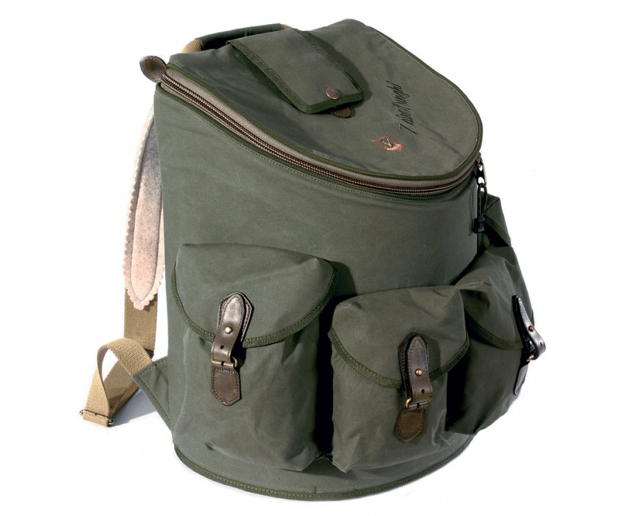 Mushroom picker's backpack